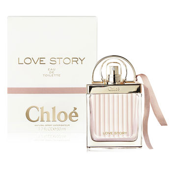 Chloe Love Story 愛情故事晨曦女性淡香水 50ml