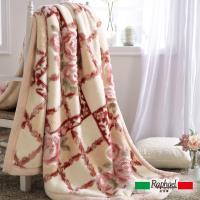 【Raphael拉斐爾】高級雕絨毯(玫瑰莊園)