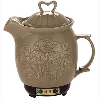 婦寶3.8L養生煎藥壺 (玫瑰)