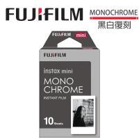 FUJIFILM instax mini 空白底片(MONOCHROME 黑白復刻)/3盒裝