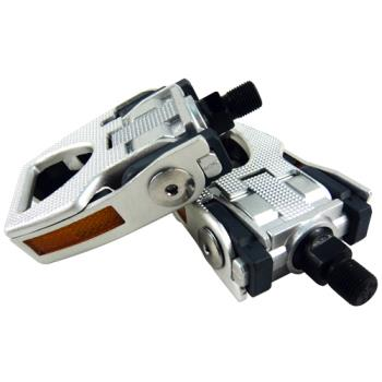 【STRIDA】鋁合金折疊腳踏-銀