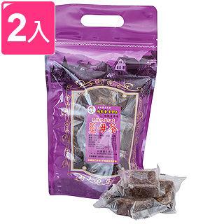 向家養生食品 黑糖桂圓紅棗薑母茶 500g (2包入)