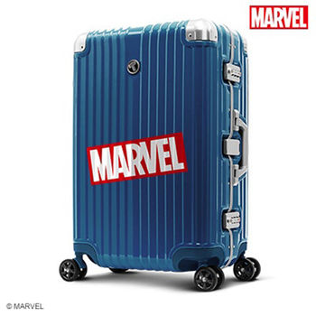 Deseno Marvel 漫威復仇者 鏡面 PC 29吋 細鋁框箱 行李箱 旅行箱 雷神索爾 DL2413