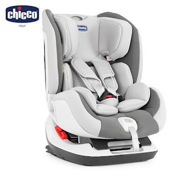 chicco-Seat up 012 Isofix安全汽座-時尚灰
