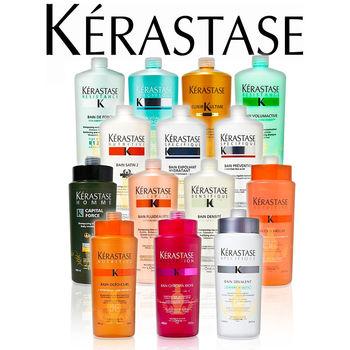 KERASTASE 卡詩髮浴系列 1000ml (附壓頭)