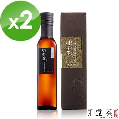 【茶寶 御覺茶】金淳冷壓初榨苦茶油250ml(2瓶組)