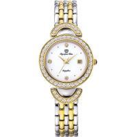 Olympia Star 奧林比亞之星-奧林比亞之星 晶燦時光時尚腕錶-雙色 28025DLSK