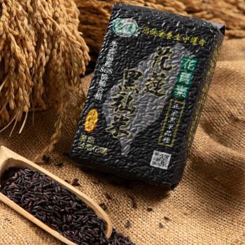 名優-花蓮養生黑米600克16包
