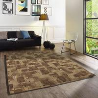 【范登伯格】新世代活潑生動地毯-星辰(咖)-200x260cm