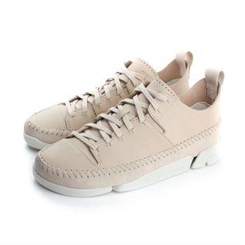 Clarks Trigenic Flex 休閒鞋 粉 女鞋 no741