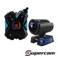 Supercam 獵豹X330 WiFi 全方位多功能防水個人攜帶攝影機-線長120cm版(NO.3501)