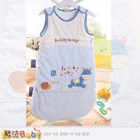 魔法Baby~柔舒雪絨加厚鋪棉寶寶防踢睡袋 嬰幼兒用品~k43724