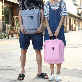 Verona-男女創意輕旅行大容量雙肩包書包行李包