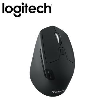 【Logitech 羅技】M720 Triathlon 多工無線滑鼠