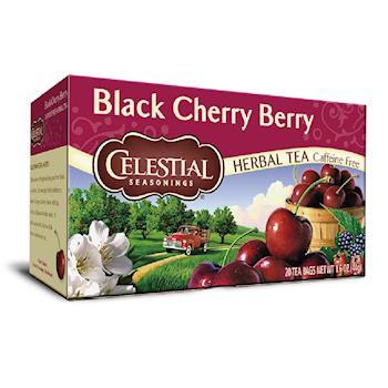 【詩尚草本】 黑櫻桃莓果茶(20環保包)x2盒
