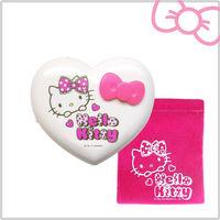 Hello Kitty 電子式暖爐 甜蜜蕾絲款 暖心桃KT-Q08P