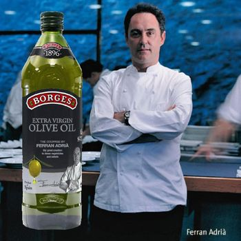 百格仕米其林名廚推薦橄欖油