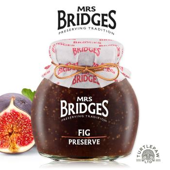 MRS. BRIDGES 英橋夫人無花果果醬340g