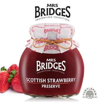 MRS. BRIDGES 英橋夫人蘇格蘭草莓果醬 (340g)