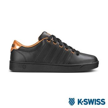 K-Swiss Court Pro II Metallic CMF經典休閒鞋-女-黑/銅
