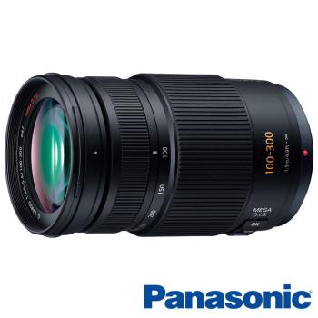 Panasonic Lumix G 100-300mm F4-5.6 MEGA O.I.S.(100-300,台灣松下公司貨)