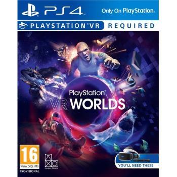 PS4 VR專用 遊戲 PlayStation VR Worlds-中英文合版