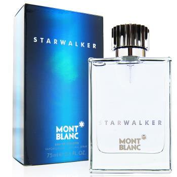 MONTBLANC 萬寶龍 星際旅者 男性淡香水 75ml +男性隨機針管1份