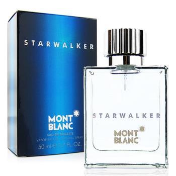 MONTBLANC 萬寶龍 星際旅者 男性淡香水 50ml +男性隨機針管1份