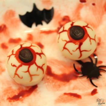 JOYCE巧克力工房-萬聖節限定恐怖眼球巧克力
