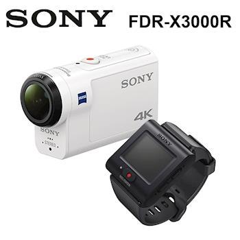 SONY 索尼 FDR-X3000R Action Cam運動攝影機(公司貨)