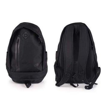 【NIKE】CHEYENNE 後背包- 雙肩包 肩背包 旅行包 黑