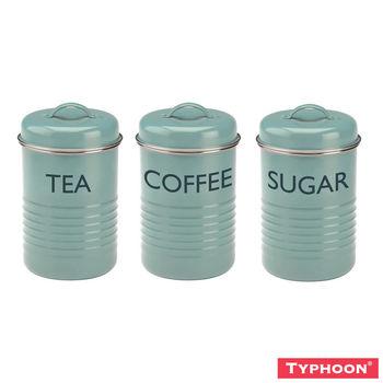 【TYPHOON】Summer House儲存罐3入組(淺藍)