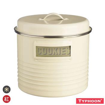 【TYPHOON】復古大型儲物罐3.65L(米)