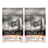 【PROPLAN】冠能 成貓鮭魚化毛加強配方 2.5公斤 X 2包