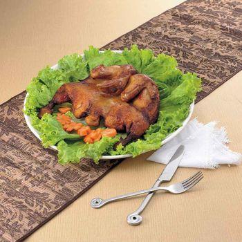 【騰龍食品】德國豬腳+脆皮珍珠雞
