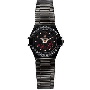 【ELIDA】簡約花漾腕錶(EA2919DLB-DF)