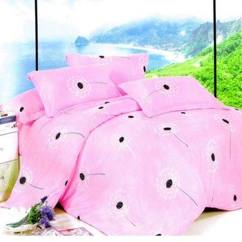 『Luo mandi 羅曼蒂』愛的約定 舒感綿雙人四件式被套床包組