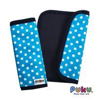 任-PUKU藍色企鵝 - 推車把手保護套2入15*16cm(水色)