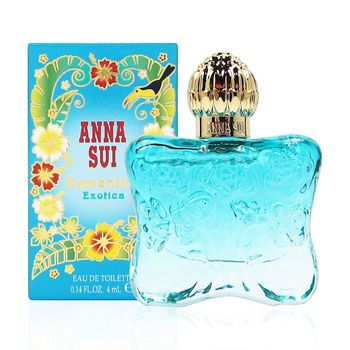 ANNA SUI 安娜蘇 綠野仙蹤 女性淡香水 4ml 送隨機專櫃化妝包