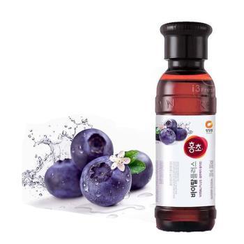 愛上新鮮-HongCho藍莓果醋飲3瓶