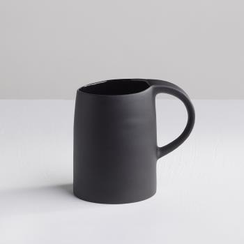 【3,co】水波馬克杯 -黑