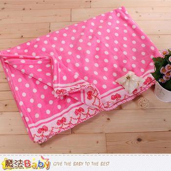 魔法Baby 法蘭絨毛毯 140x210cm 四季毯~w61002