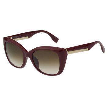 FENDI -時尚太陽眼鏡 (紅色)