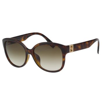 FENDI 時尚太陽眼鏡 (琥珀色)FF0069FS