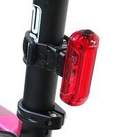 MOON PULSAR 紅光LED警示燈5段模式後燈