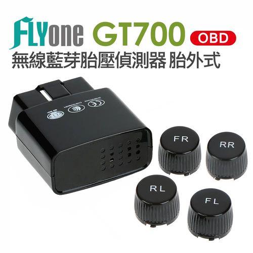 FLYone GT700 無線藍芽TPMS 胎壓偵測器 胎外式