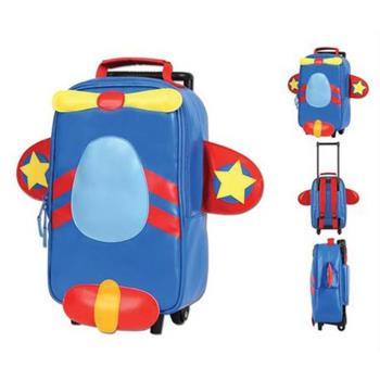 美國Stephen Joseph GOGO兒童書包/拉桿雙肩背包(飛機)
