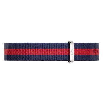 DW Daniel Wellington 藍紅帆布錶帶/13mm(1025DW)
