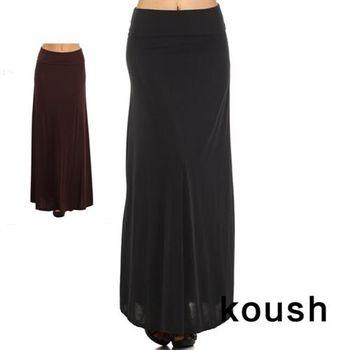 【Kuosh】美國進口高雅寬版長裙(NW-6046)