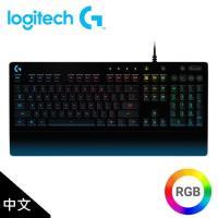 【Logitech 羅技】G213 PRODIGY RGB 遊戲鍵盤 【限量贈麥當勞冰品券】